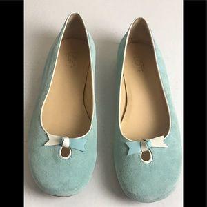 Ann Taylor Loft Ballet Flats size 10
